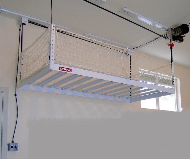 Motorized Garage Storage Storage And Organization