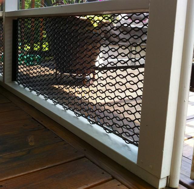 screen door pet grill guard 2