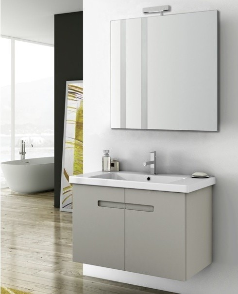 34 Inch Bathroom Vanity Set Contemporary Bathroom Vanities And Sink Consoles