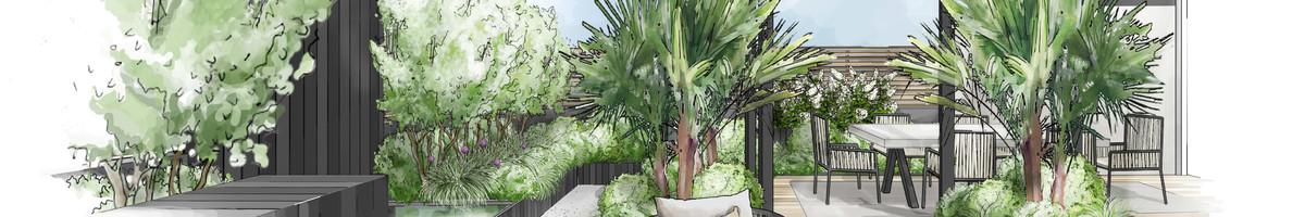 Terrasses des oliviers paysagiste paris levallois fr 92300 - Paysagiste terrasse paris ...