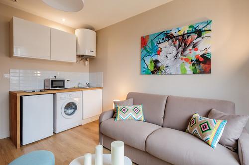 VIVIER MERLE - division appartement STUDIO 1