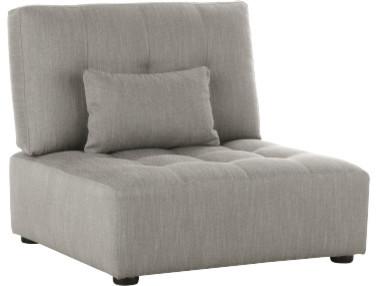 reiko chauffeuse en tissu contemporain fauteuil convertible et chauffeuse par habitat officiel. Black Bedroom Furniture Sets. Home Design Ideas