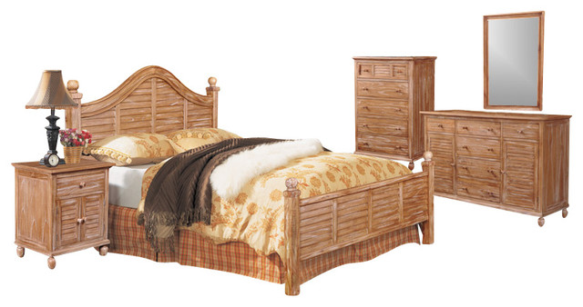 Tropical Bedroom Furniture Sets Tropical 5 Piece Wooden Bedroom Set Tropical Bedroom Furniture Sets