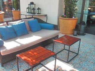 Terrace Sofa while at BAMO, Inc.