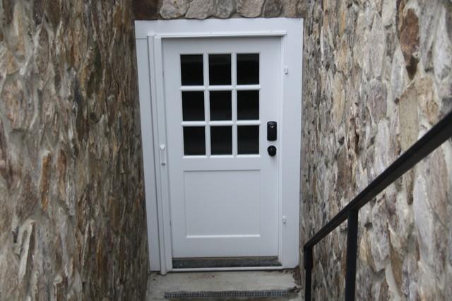 Walk Out Basement Doors : Basement walk out doors