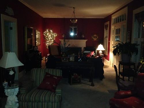 Arrange Furniture In A Long Room