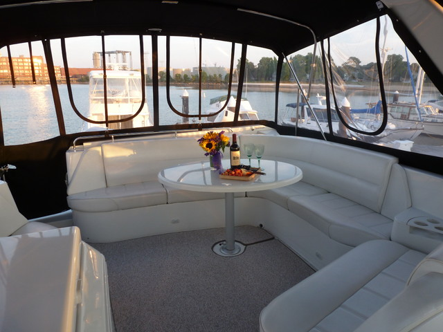 Sail away yacht staging for 460 longview terrace greenville sc