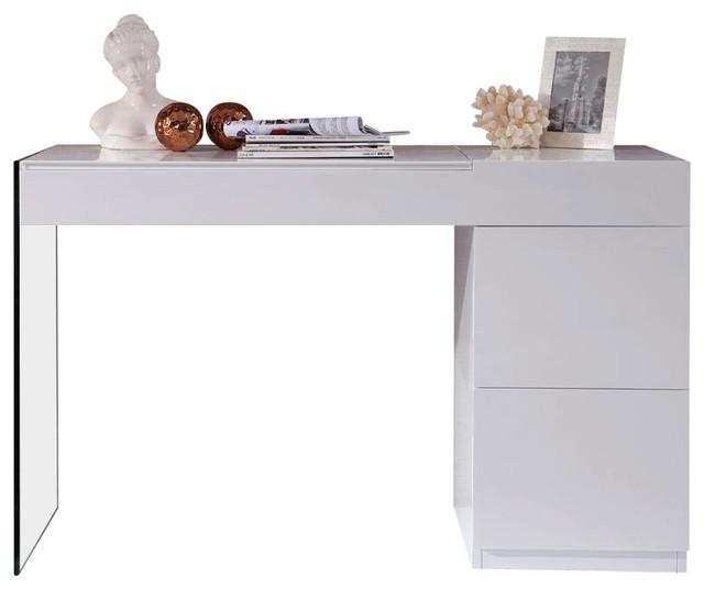 Volare Modern White Floating Vanity - Modern - Bedroom ...