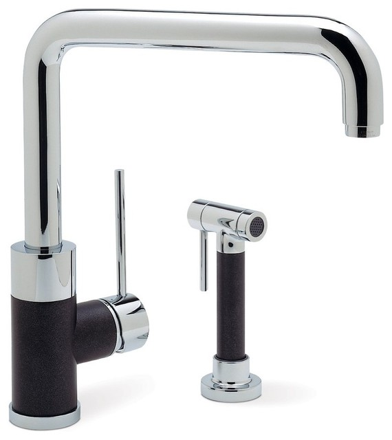 blancopurus i single handle kitchen faucet modern kitchen faucets