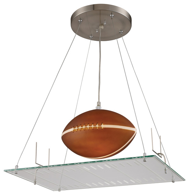 football field pendant light suspension luminaire chicago par belle and june. Black Bedroom Furniture Sets. Home Design Ideas