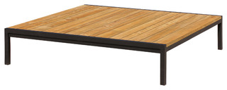 ... Teak Outdoor Furniture Los Angeles : Zudu Teak Low Table Modern Outdoor  Coffee Tables Los ... Part 87