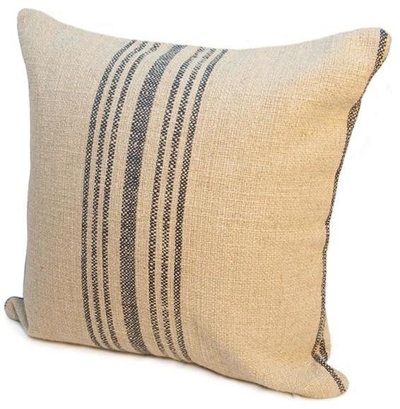 Traditional Decor Pillows : Hobie Stripe Pillow - Traditional - Decorative Pillows