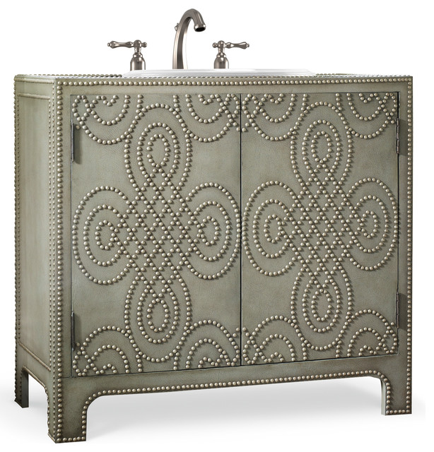 Traditional Bathroom Vanity 36