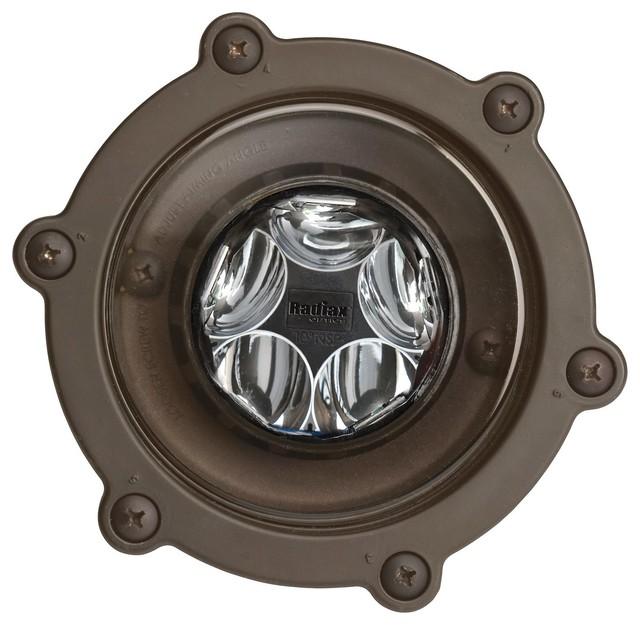 Dusk To Dawn Light Rural King: Kichler Lighting 10 Degree 14W LED In-Ground Well Light X