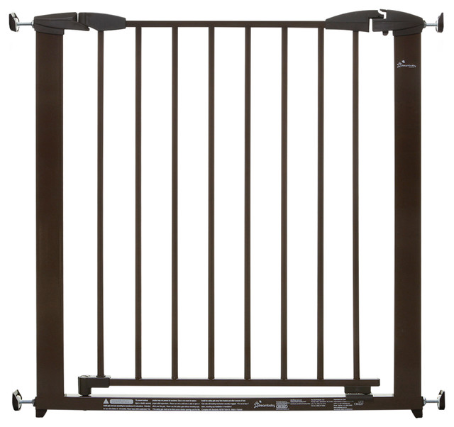 Brighton Pressure Mounted Gate Traditional Baby Gates