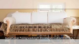 polsterei manufaktur. Black Bedroom Furniture Sets. Home Design Ideas