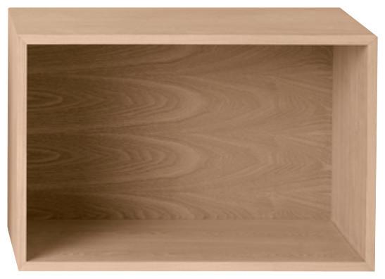mini stacked regalsystem esche l muuto bauhaus look. Black Bedroom Furniture Sets. Home Design Ideas