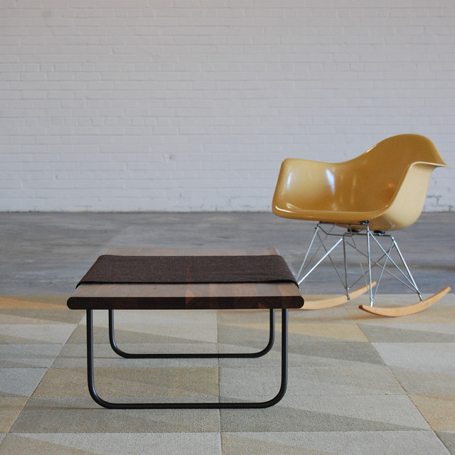 Sfelt Table - Modern - Coffee Tables - seattle - by Ample