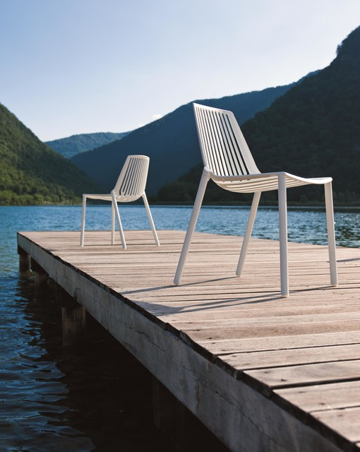 FAST Rion Sidechair Contemporary Outdoor Lounge Chairs Brisbane By