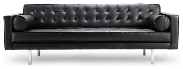Denuevoenlacarretera: Modern Black Sofas Images