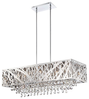 Lite Source Benedetta Contemporary Chandelier