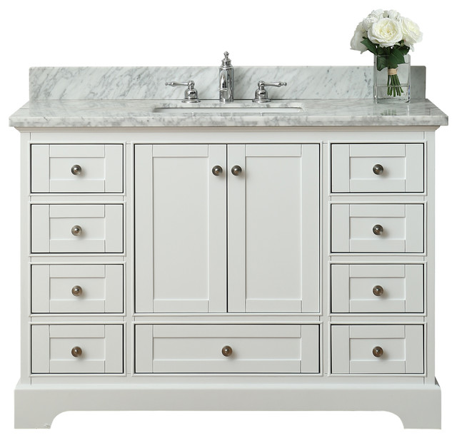 Unique Harper Vanity  Transitional  Bathroom Vanities And Sink Consoles