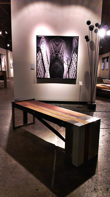 Bench - Contemporary - Indoor Benches - Salt Lake City - by CONCEPT ...