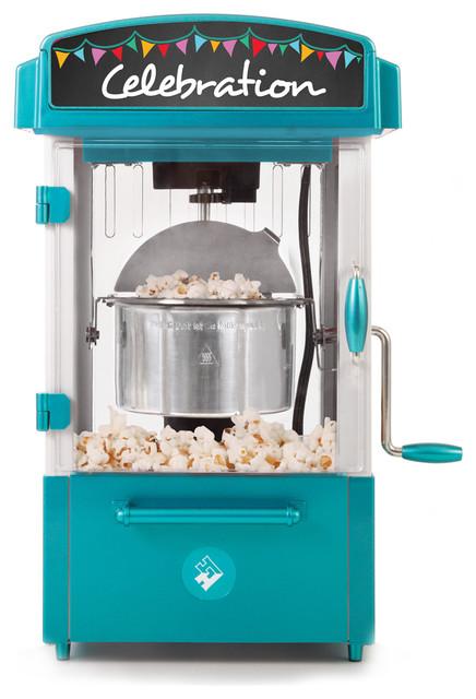 modern popcorn machine