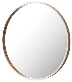 Skogsv g bauhaus look badspiegel von ikea - Bauhaus badspiegel ...