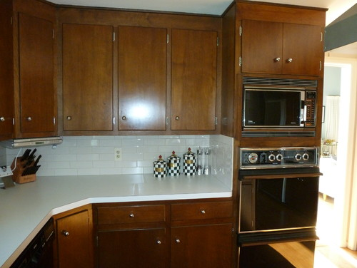 How to update this mid-century kitchen?