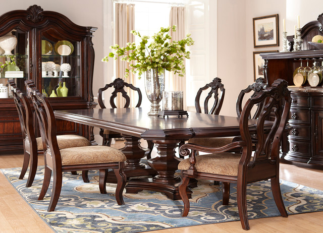 Villa Sonoma Dining Traditional Other By Havertys Furniture