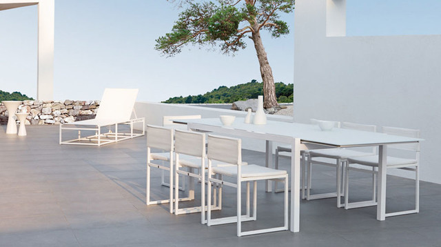 Kwadra Collection Outdoor Furniture Modern Patio