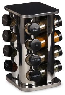 jawa porte pices avec 16 pots contemporain bocal pices et porte pices par alin a. Black Bedroom Furniture Sets. Home Design Ideas