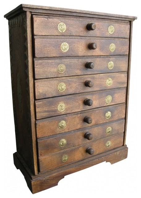 Petite Chest Of Drawers Eclectic Dressers New York