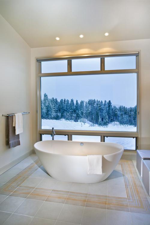 Peak 8 Penthouse - Bathrooms