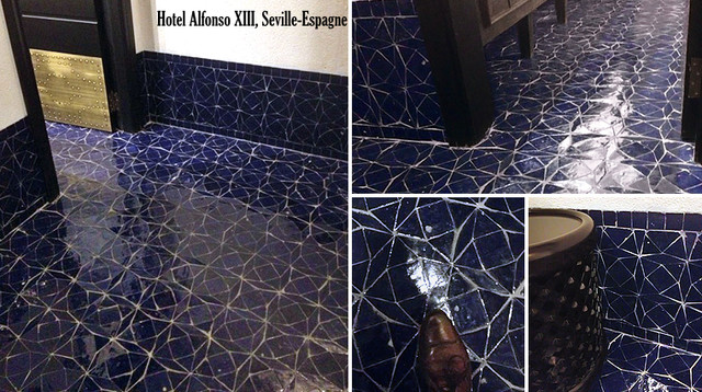 Mosaic Del Sur  other metro  by Uson Tile Solutions LLC