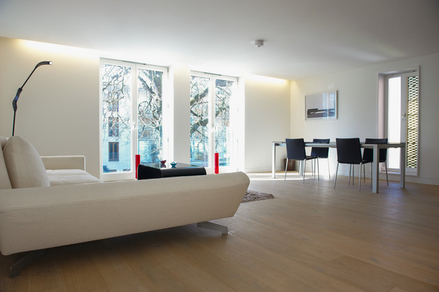 Abbey road apartments contemporary northern ireland for Abbey road salon
