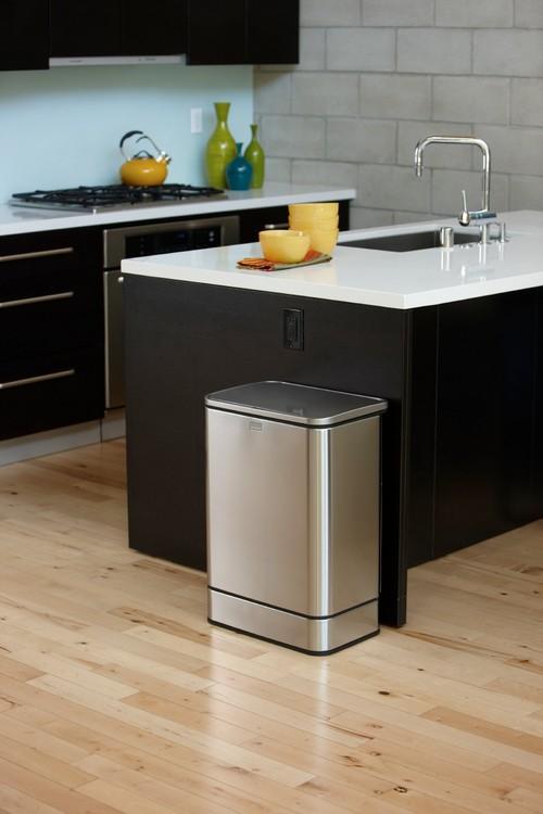 kitchen sensor cans