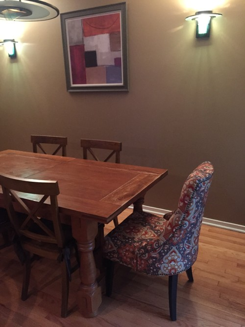 Help Me Decorate My Dining Room Table