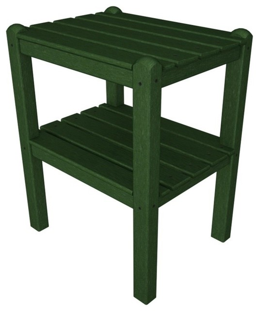 Plastic Outdoor Side Table 28 Images Trex 174 Rockport Recycled Plastic Club 18 Square Side