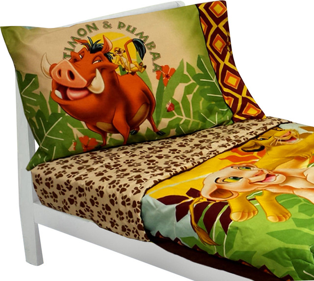 simba crib bedding set disney baby infant the lion king simba 4 pcs crib bedding lion king. Black Bedroom Furniture Sets. Home Design Ideas