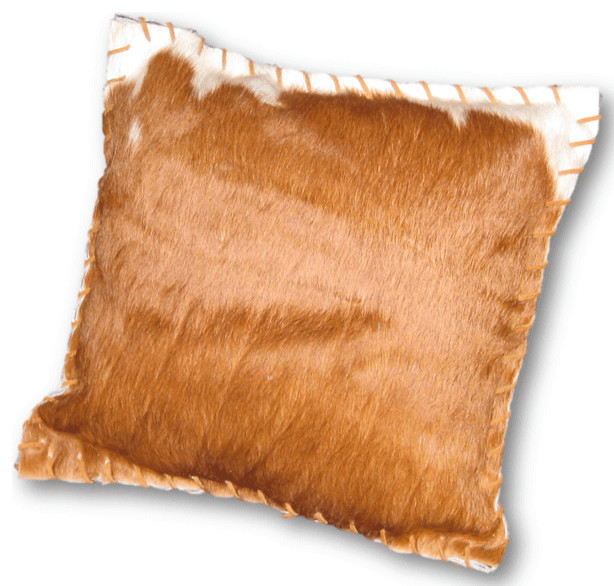 Cowhide decor decorative cushions houston by cc for Cowhide rug houston