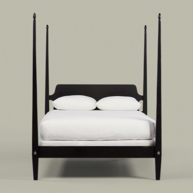 new country by ethan allen barrett bed - Traditional - Beds - by Ethan Allen