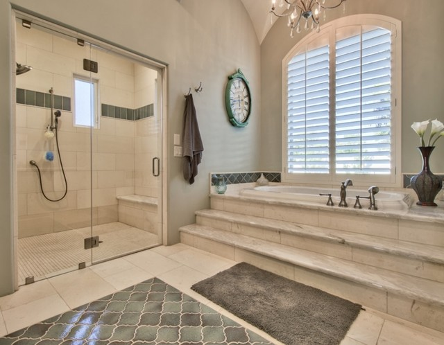French Country Estate In The Pecans Queen Creek Az Farmhouse Bathroom Phoenix By I