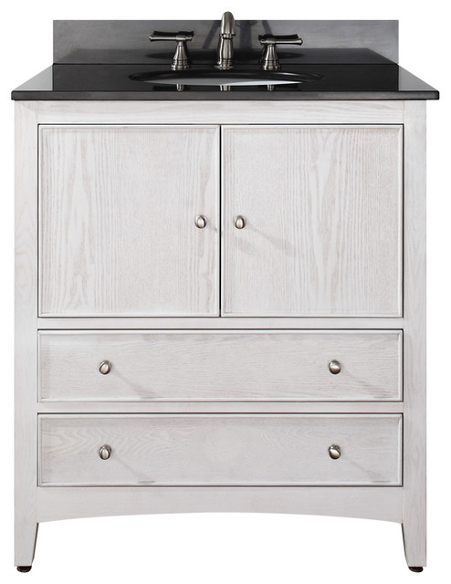 Avanity Westwood 30 In Vanity Combo Contemporary