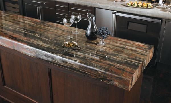 flip up kitchen countertop