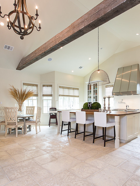 French Eclectic Traditional Austin By Danze Davis