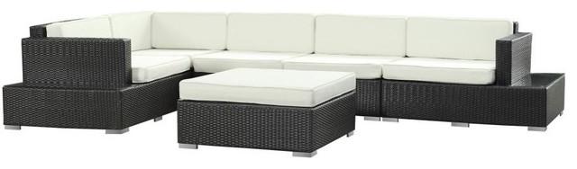 Patio and outdoor furniture moderno muebles para for Muebles de exterior modernos