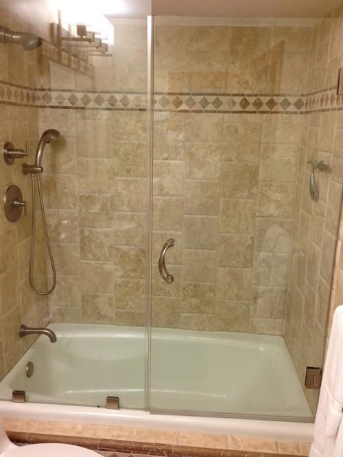 Remodel 5 X 10 Condo Bathroom