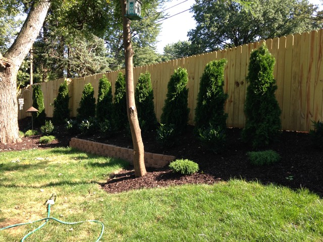 Flower beds and trees for Small trees for flower beds